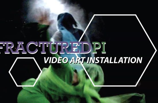 Fractured PI – Video Art Installation
